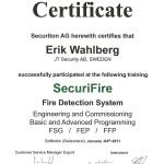 Erik securiton SecuriFire