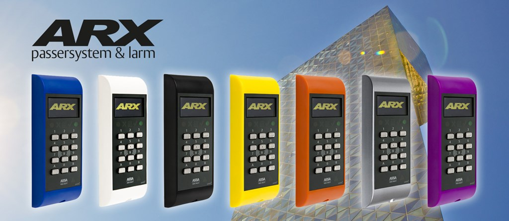 ASSA-ARX-sakerhetssystem